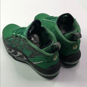 huge discount 9f9aa 382da Nike Shoes - Air Max Pillar  Pine Green